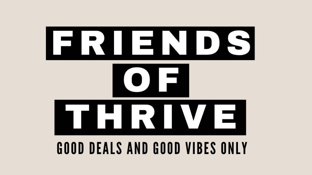 Friends of THRIVE