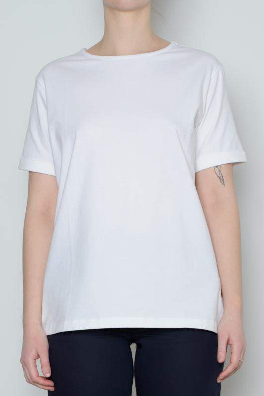 Boy T-shirt - White - XS