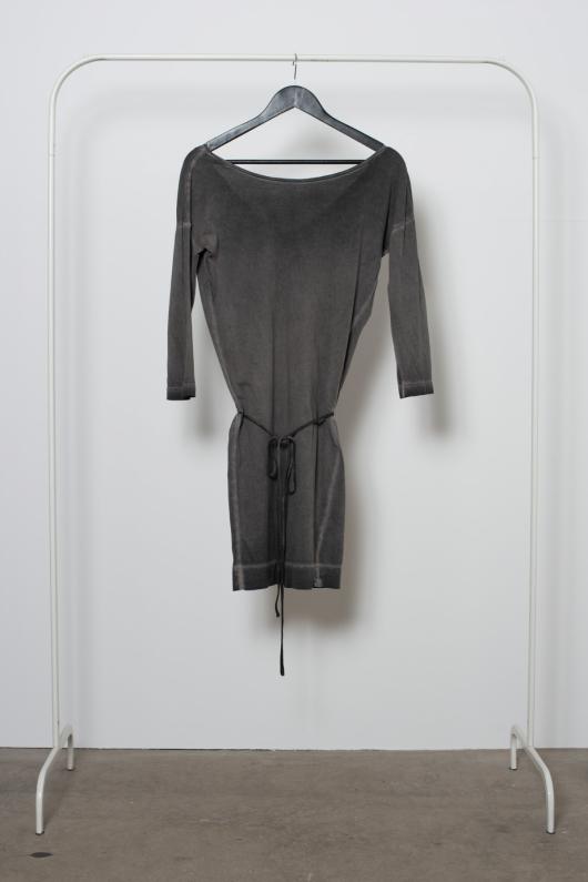 Reused Klänning - Vintage Grå - S