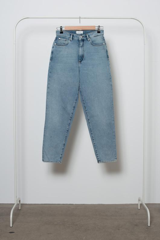 Second Chance Mom Jeans - Ljusblå - 27/32