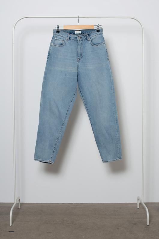 Reused Mom Jeans - Ljusblå - 29/32