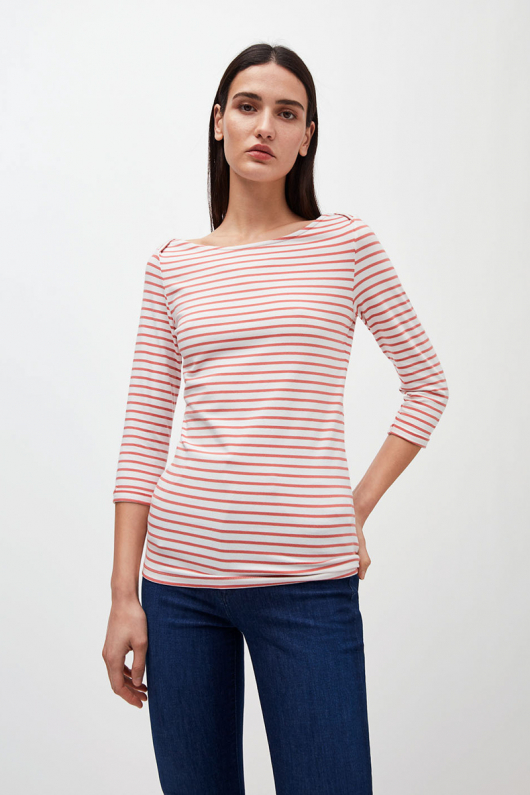 Dalenaa Stripes - Cinnamon Rose - XL