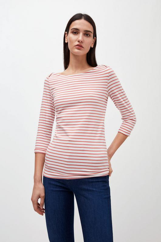 Dalenaa Stripes - Cinnamon Rose - XS