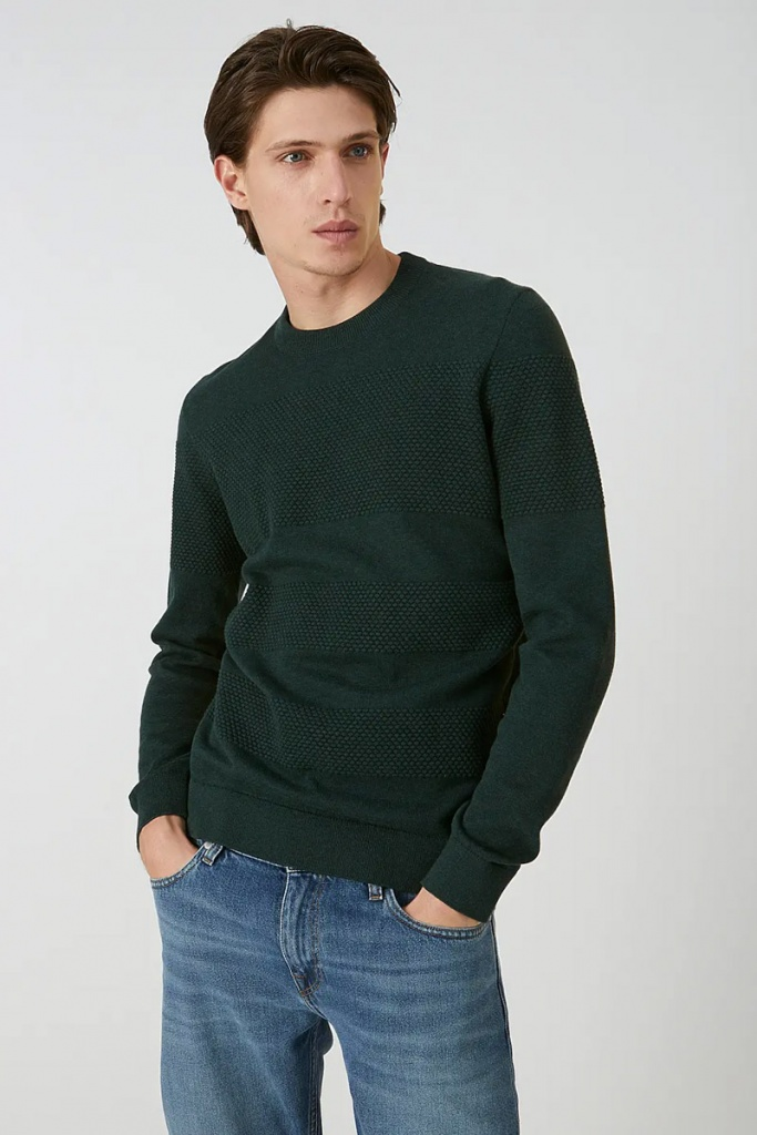 Baabel - Deep Green Melange - L