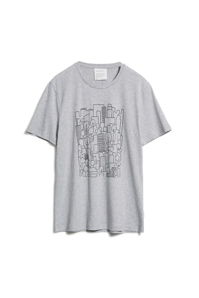 Jaames Urban Garden - Grey Melange - L