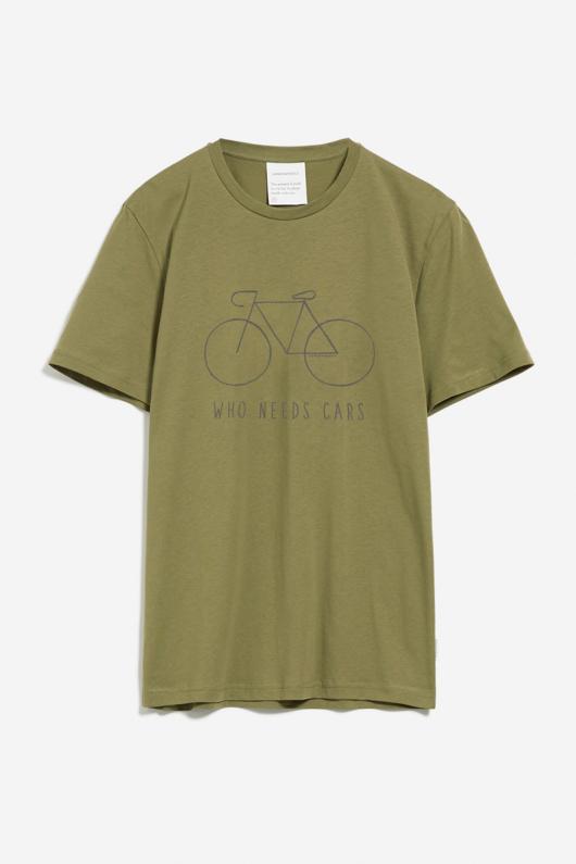 Jaames City Bike - Military Green - M