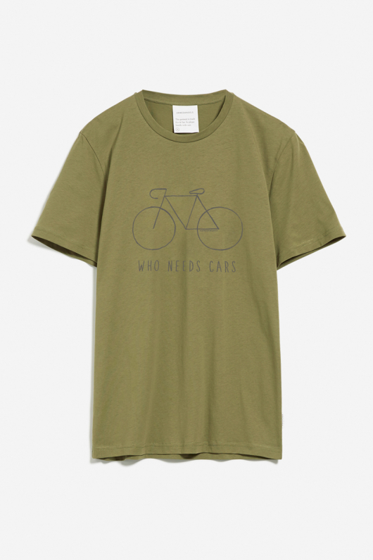 Jaames City Bike - Military Green - S