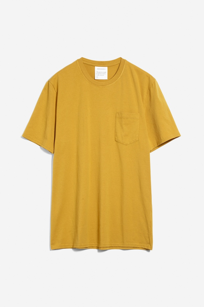 Aaik Pocket - Mustard Yellow - L