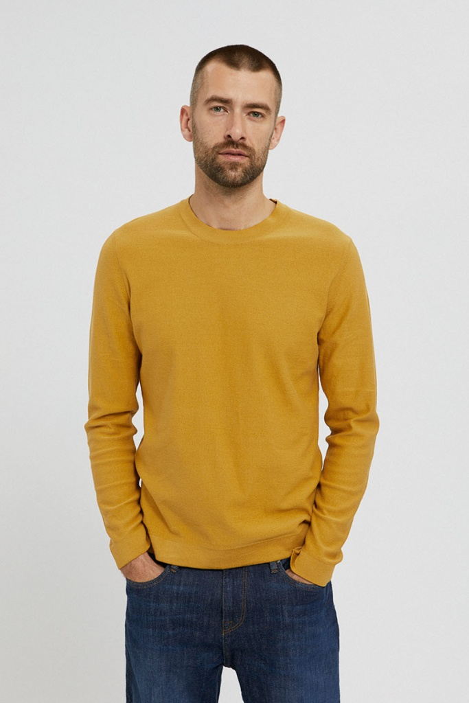 Laando - Mustard Yellow - L