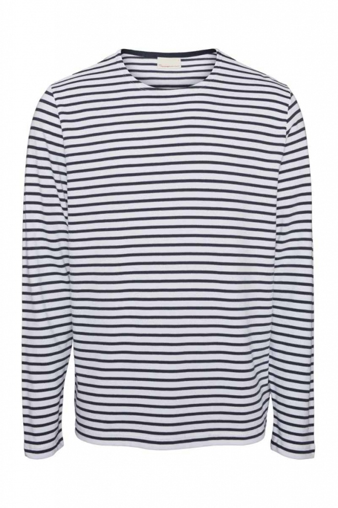 Striped Sweat - Total Eclipse - S