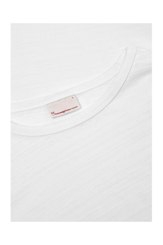 Cotton Slope Sweat - Bright White