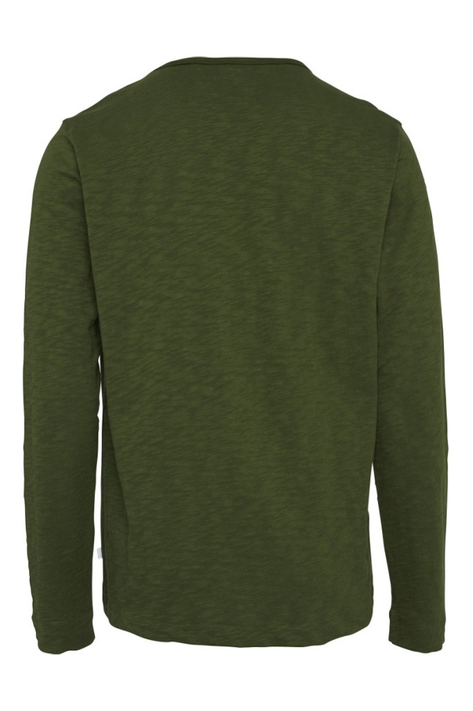 Cotton Slope Sweat - Green Forest