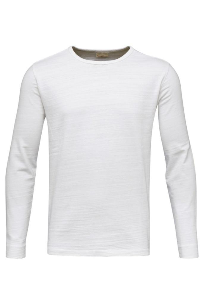 ELM long sleeve - Bright White - L