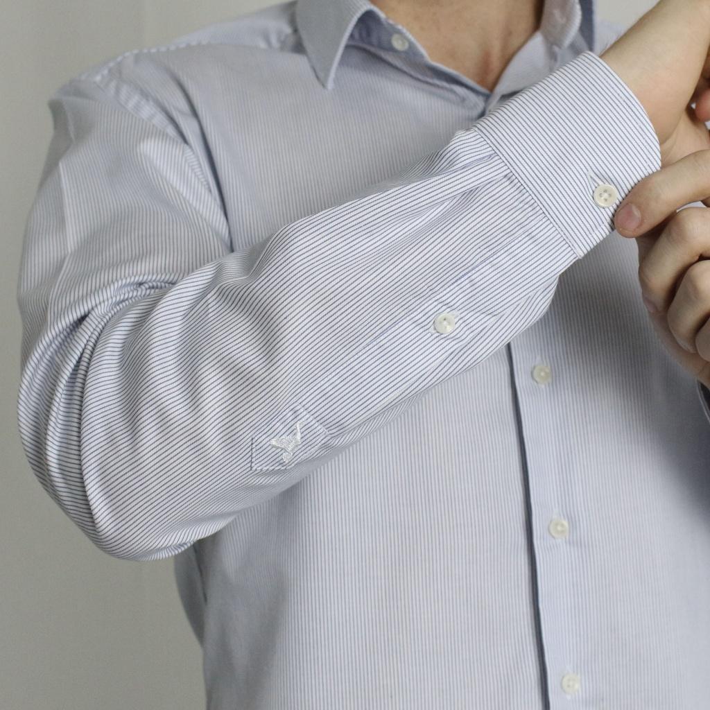 Shirt - Classic Stripes Blue