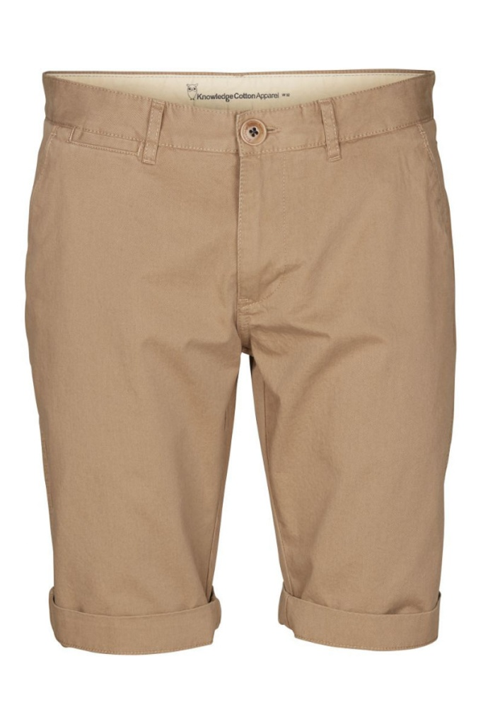Twisted Twill Shorts - Tuffet
