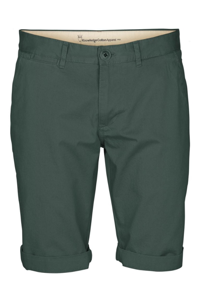 Twisted Twill Shorts - Bistro Green