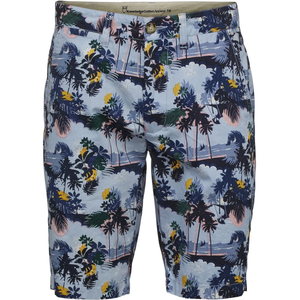 Palm All Over Printed Shorts - Skyway