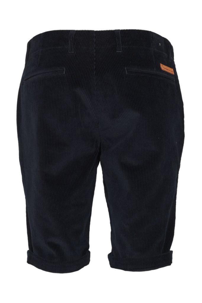 Cordroy Shorts - Total Eclipse