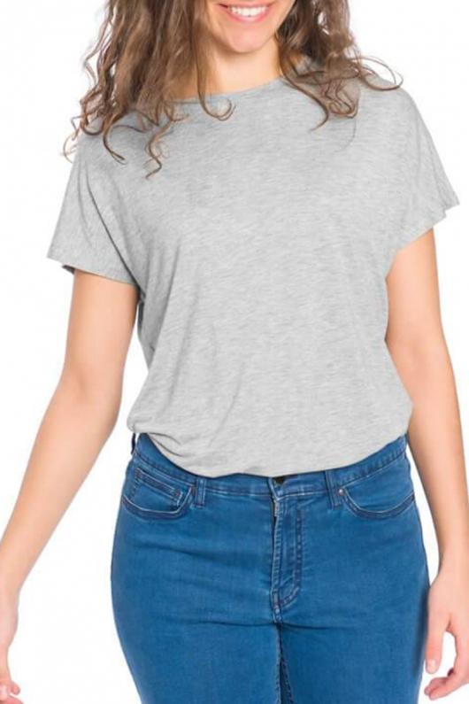 Essential T-Shirt TENCEL™ Ladies - Grey - L
