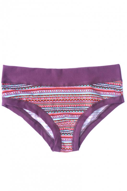 No Rubber Panties - Lavender Streets - L