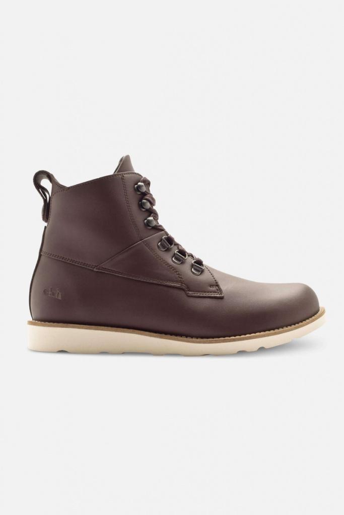 Cedar Boot - Brown Vegan