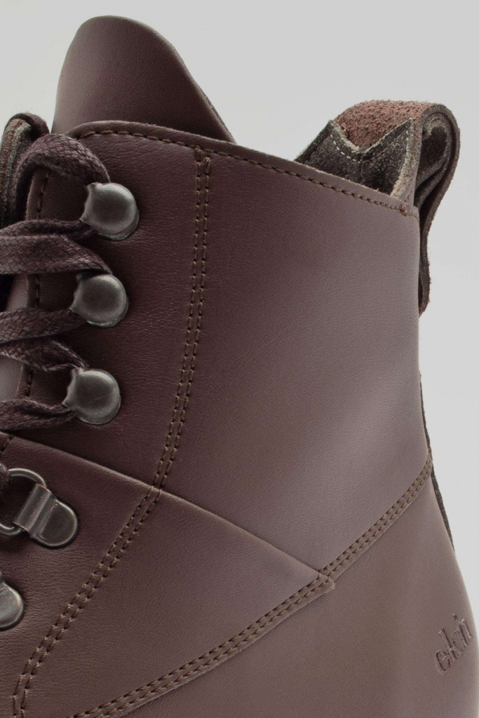 Cedar Boot - Brown Vegan