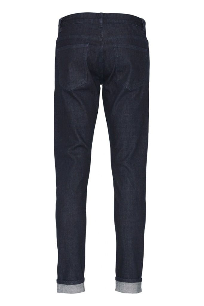 Ash Stretched Selvedge - Blue Rinse