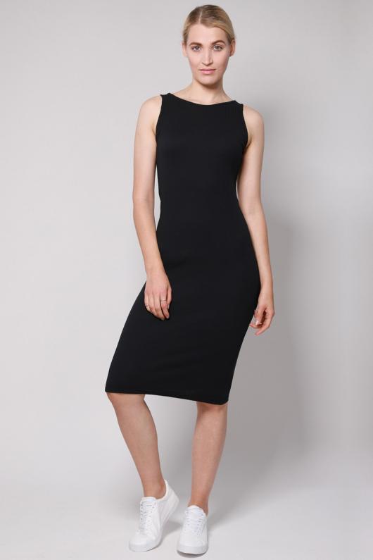 Dress Laveiras - Black - XS