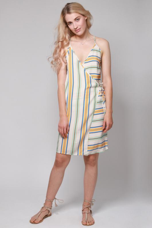 Dress Nazar - Summer Stripe - M