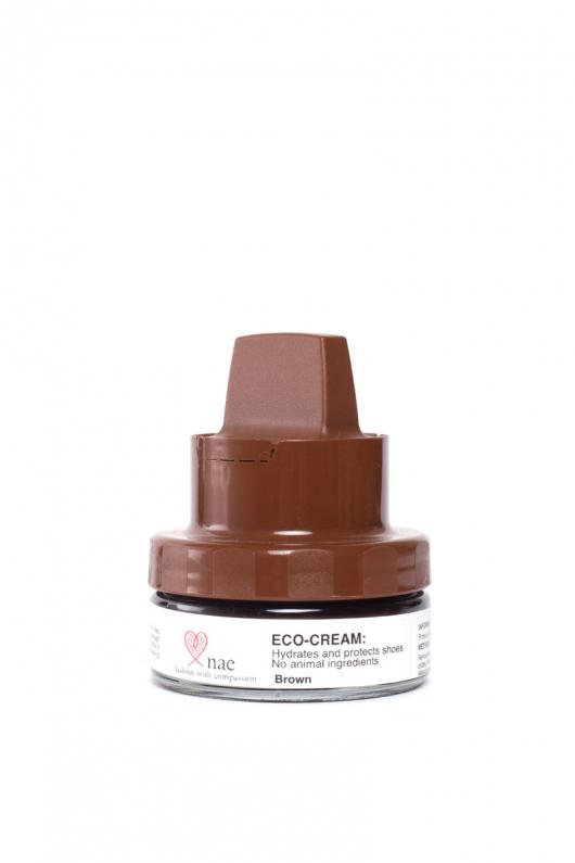 Shoe Polish Cream - Brown