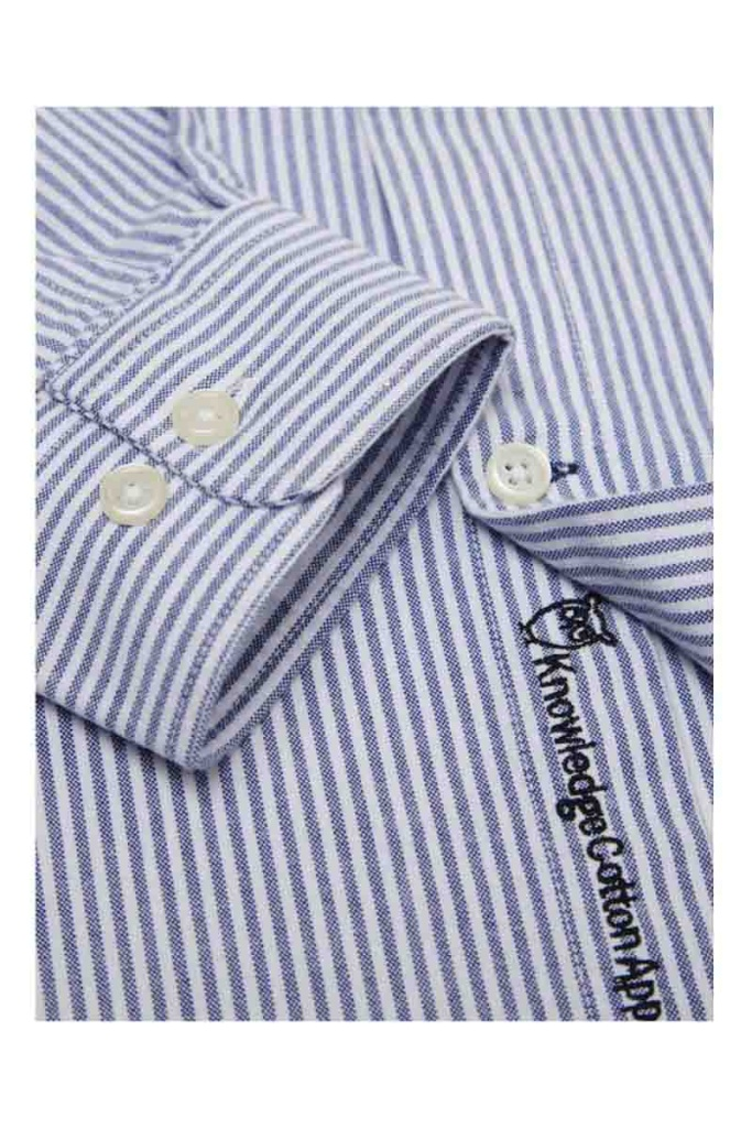 Button Down Oxford Shirt Stripe