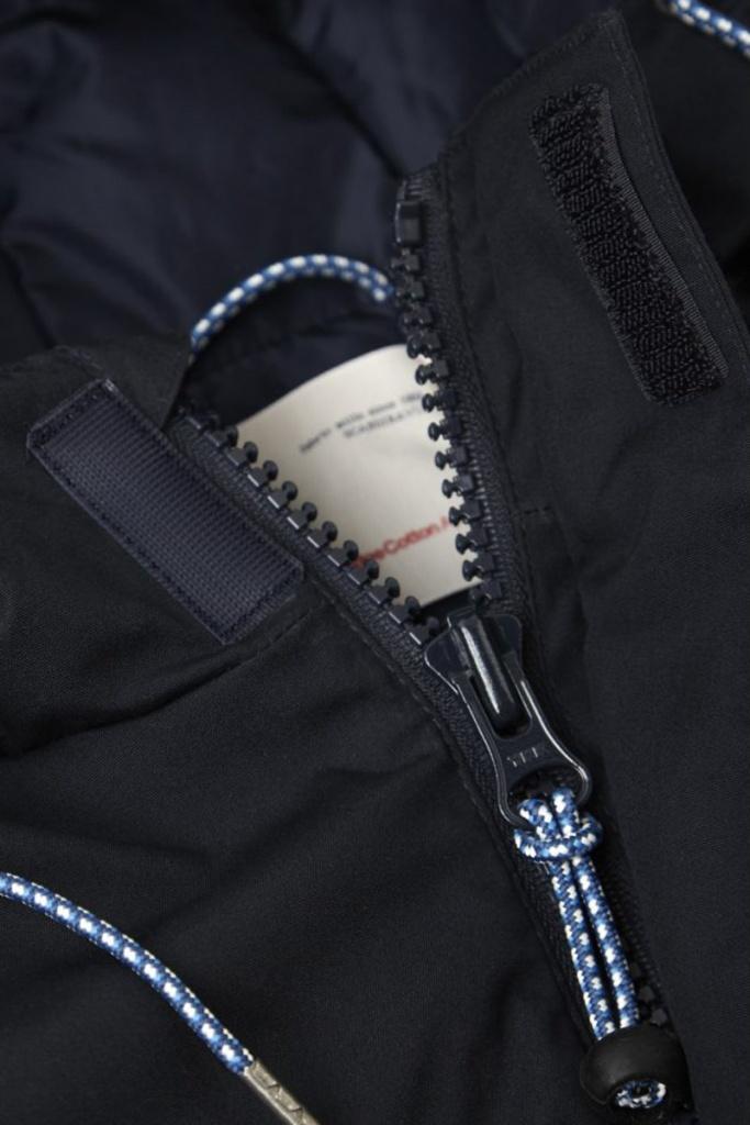 Heavy Parka Jacket