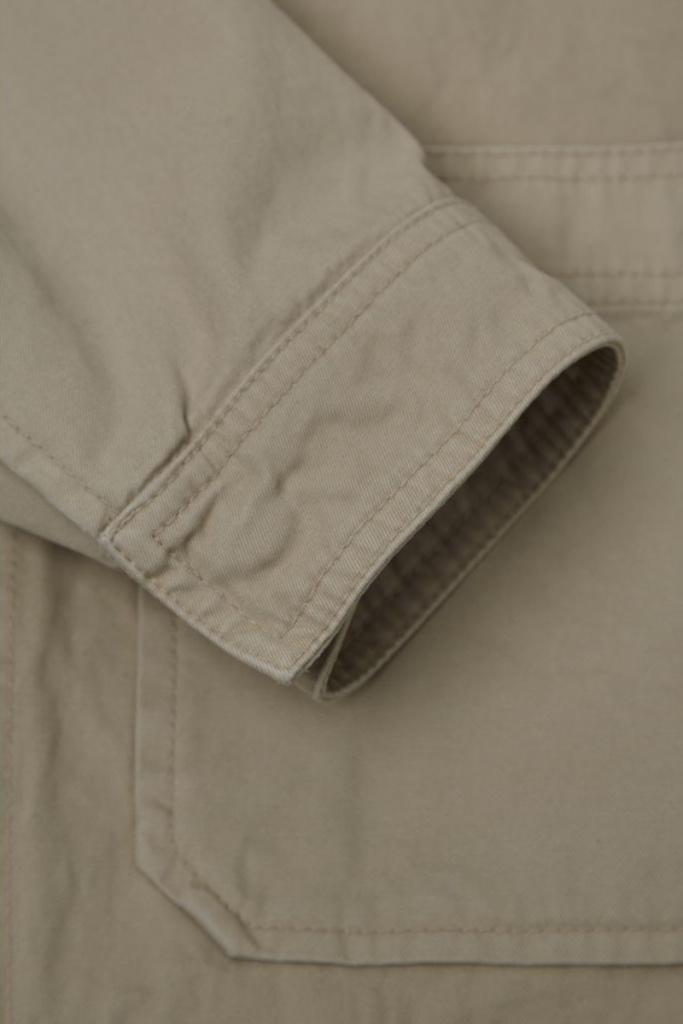 Twill Jacket - Light Feather Gray
