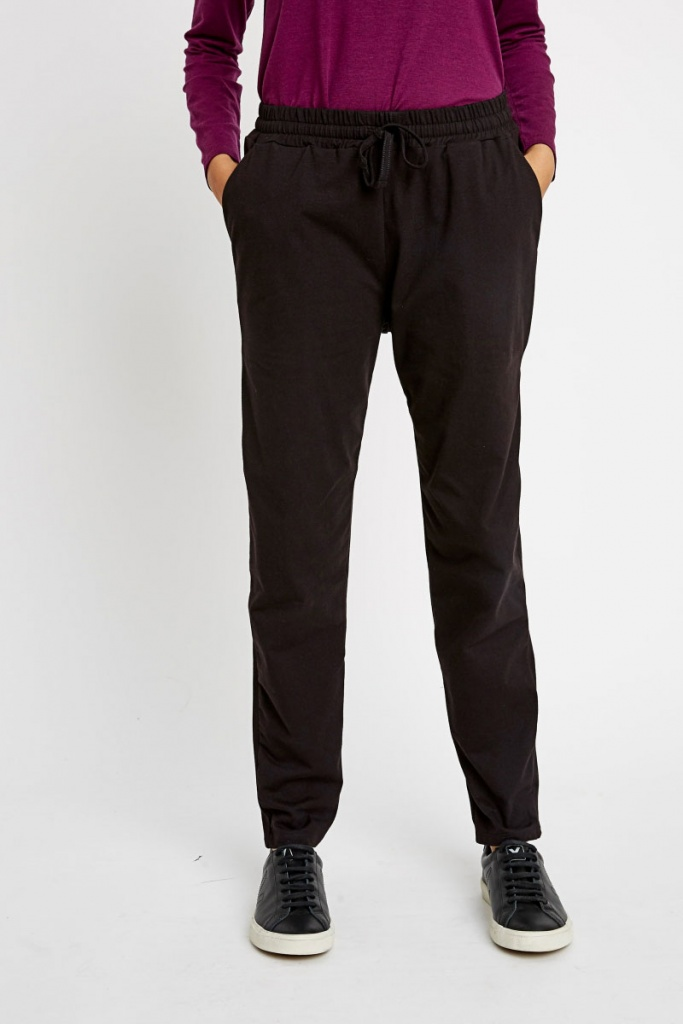 Aina Trousers - Black