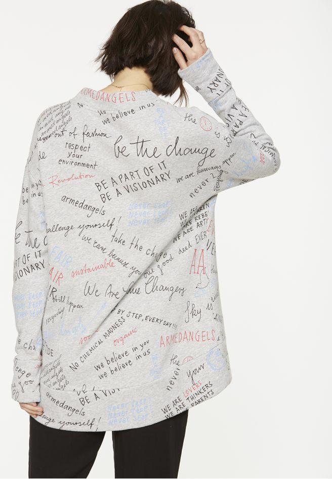 Leya Manifesto - Grey Melange