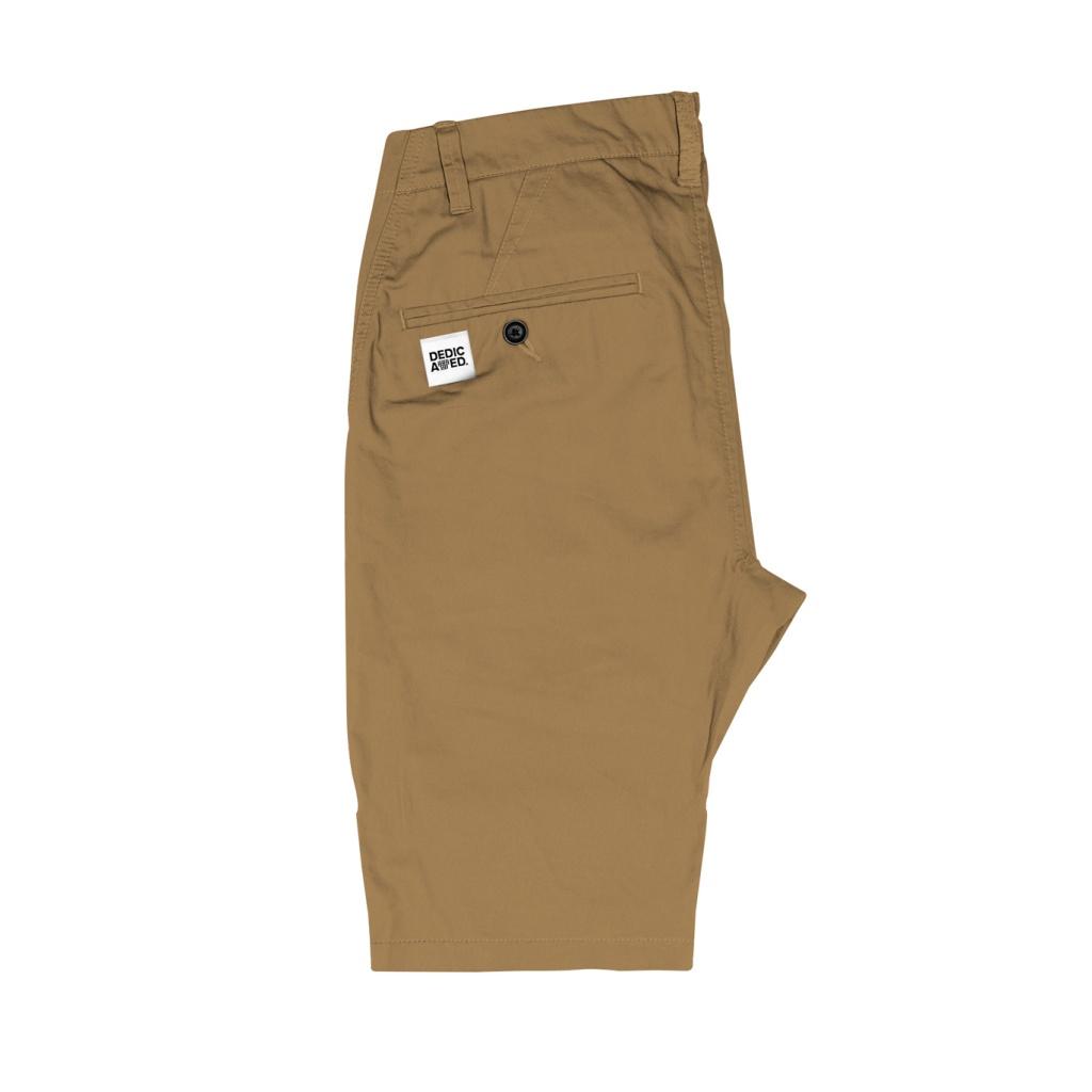 Casual Shorts - Khaki