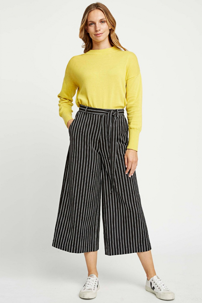 Charlotte Jumper - Yellow