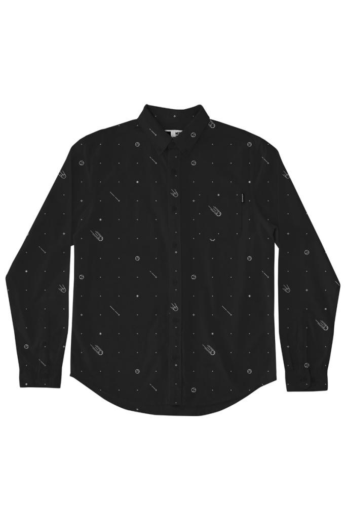 Shirt Varberg Comets - Black