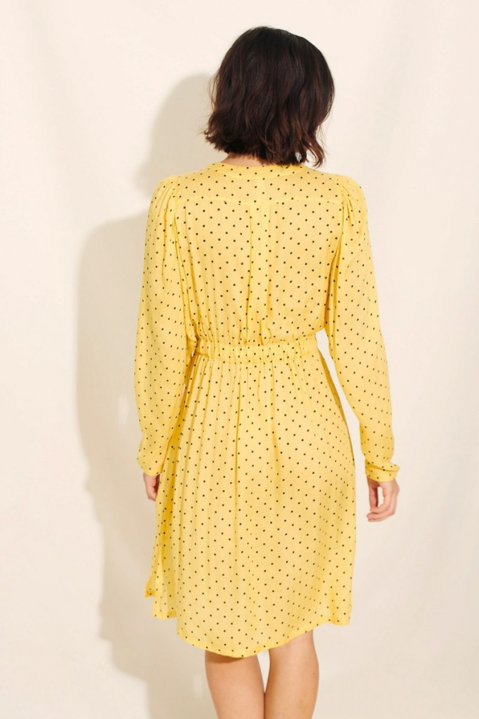 Donna Dress - Yellow