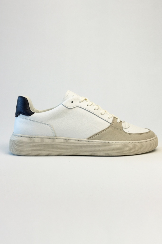 Eden - White/Navy - 45