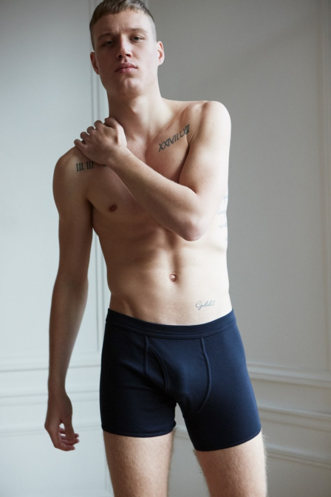 Ebb boxer 2-Pack - Navy