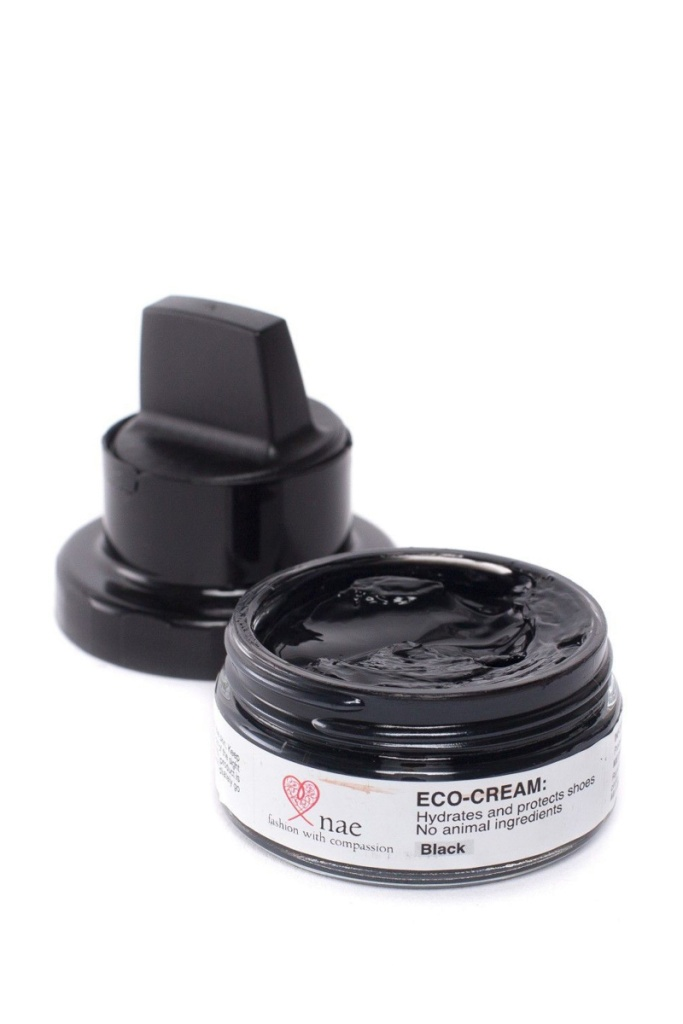 Shoe Polish Cream - Black