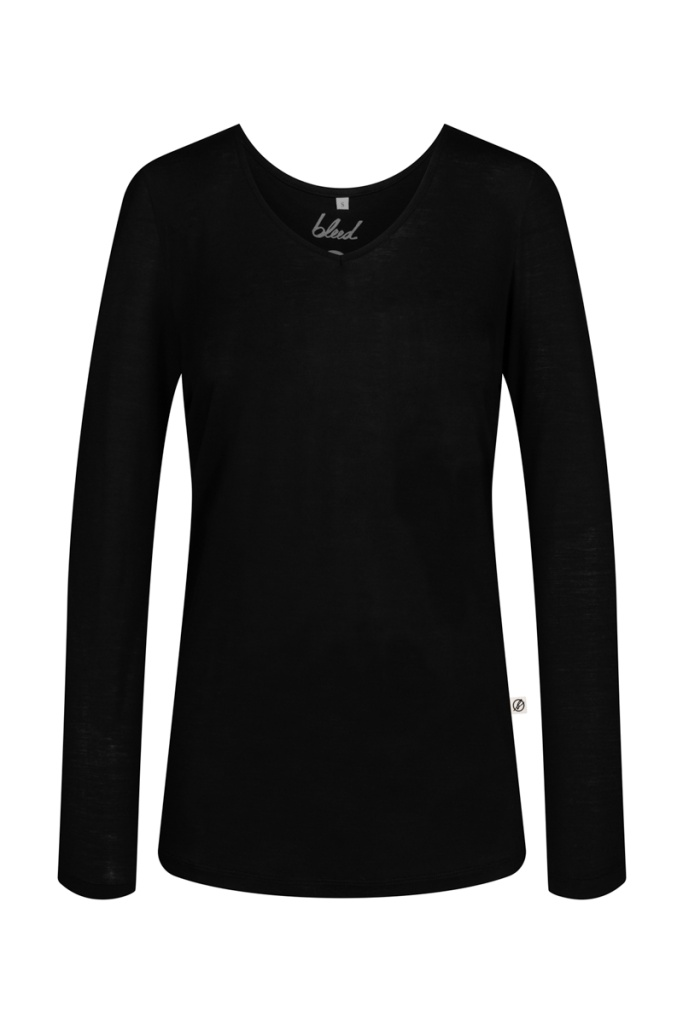 Essential Longsleeve TENCEL™ - Black
