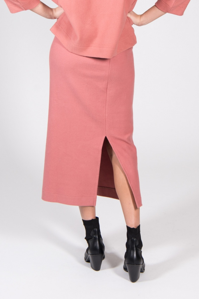 Skirt Finley Midi - Evening Sand