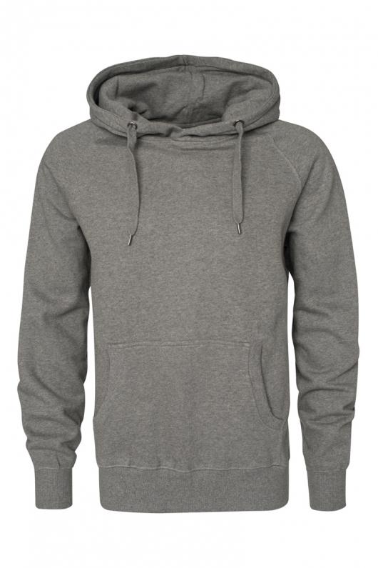 Masculine Hood - Grey Melange - XXL