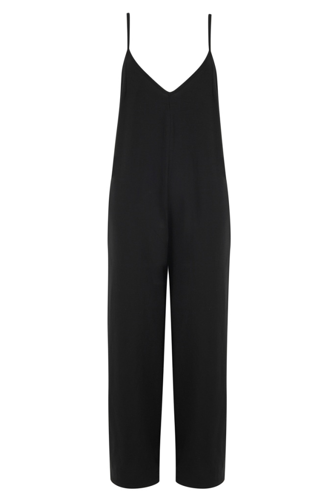 Jumpsuit - Black - S