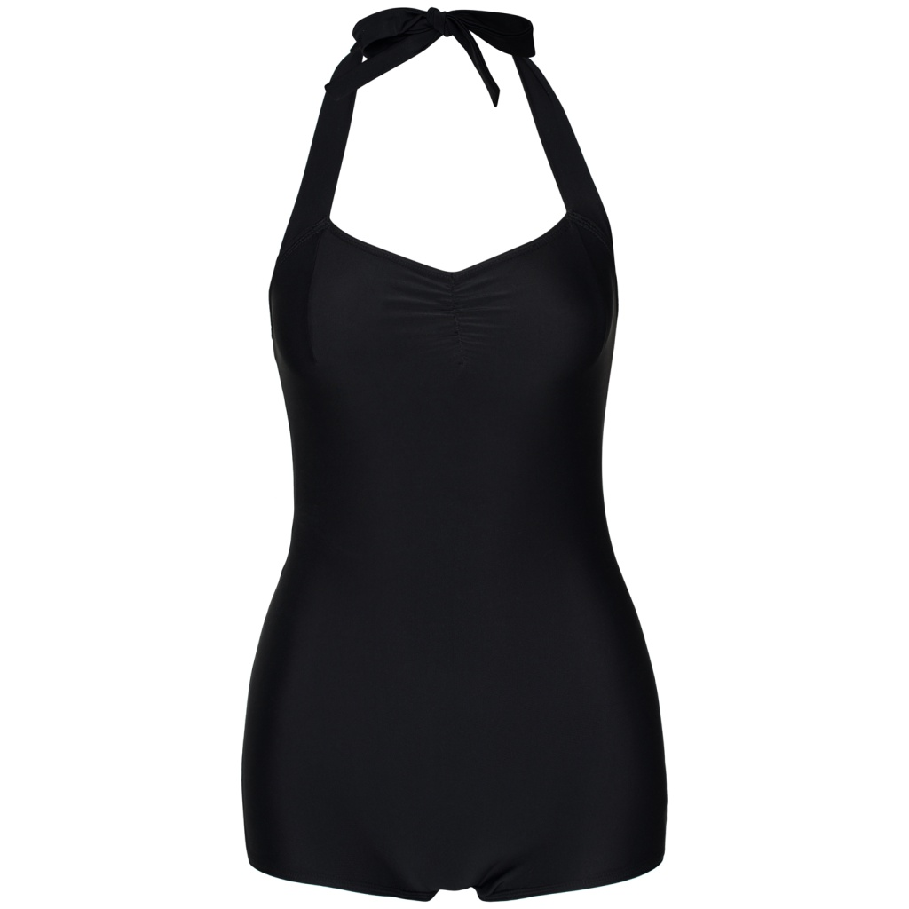 Simple Swimsuit - Black