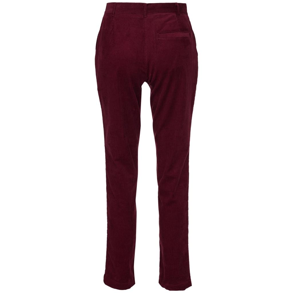 Kana Cord Trousers - Wine