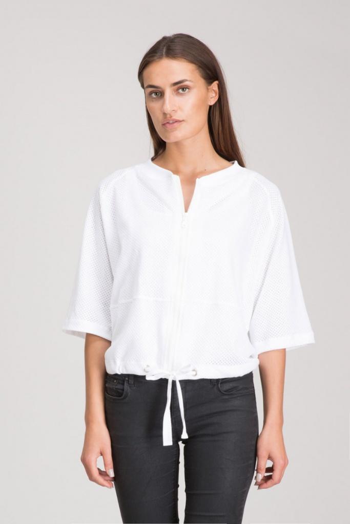Jacket Carley - White