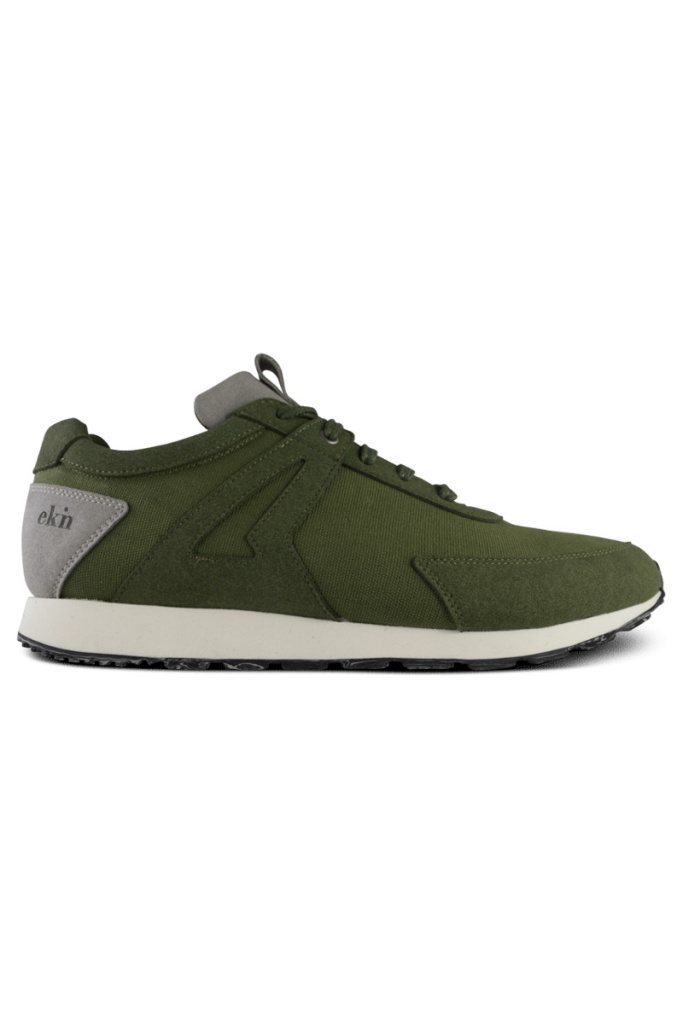 Low Seed Runner - Olive Vegan